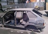 Кузов задняя часть ВАЗ 2109 2114 2108 2113 задок с крышей в сборе бу
