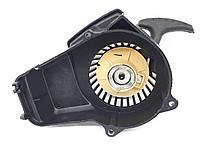 Ручной стартер кикстартер крышка для квадроцикла минимото pocketbike 49 50cc пластик start1
