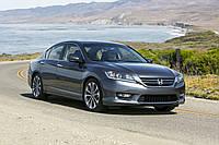 Брызговики оригинальные Honda Accord sd 2014- к-т 4шт.
