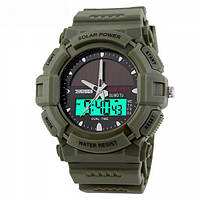 Часы Skmei 1050 Army Green