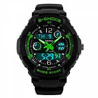 Часы Skmei 1060 Green
