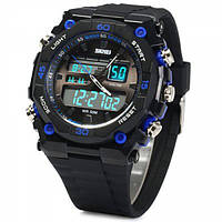 Часы Skmei 1092 Black-Blue