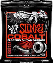 Струны Ernie Ball 2715 Cobalt Slinky 10-52