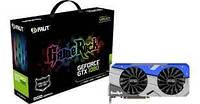 Видеокарта Palit PCI-Ex GeForce GTX 1080 GameRock Premium Edition 8GB GDDR5X б/у