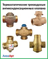 Термостатичні антиконденсационные клапана
