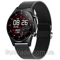 UWatch Смарт годинник Smart AirSport Black
