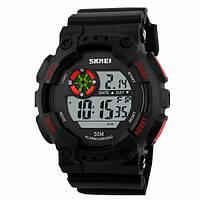 Часы Skmei 1101 Black-Red
