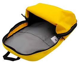 Рюкзак Xiaomi Mi Casual Daypack рюкзак для ноутбука рюкзак сяоми городской желтый, фото 3