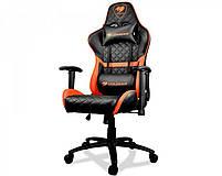 Кресло для геймеров Cougar Armor One Black/Orange, фото 2