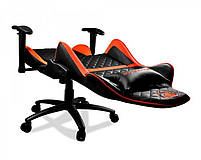 Кресло для геймеров Cougar Armor One Black/Orange, фото 7