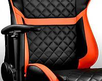 Кресло для геймеров Cougar Armor One Black/Orange, фото 8