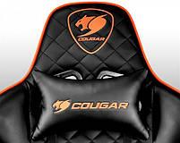 Кресло для геймеров Cougar Armor One Black/Orange, фото 9