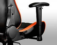 Кресло для геймеров Cougar Armor One Black/Orange, фото 10