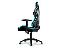 Крісло для геймерів Cougar Armor One Black/Sky Blue, фото 4