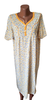 Ночные рубашки женские хлопок р.54,56,60.От 3шт по 86грн