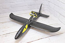 Літак-планер ORIGINAL Акула DARK ELVES з моторчиком