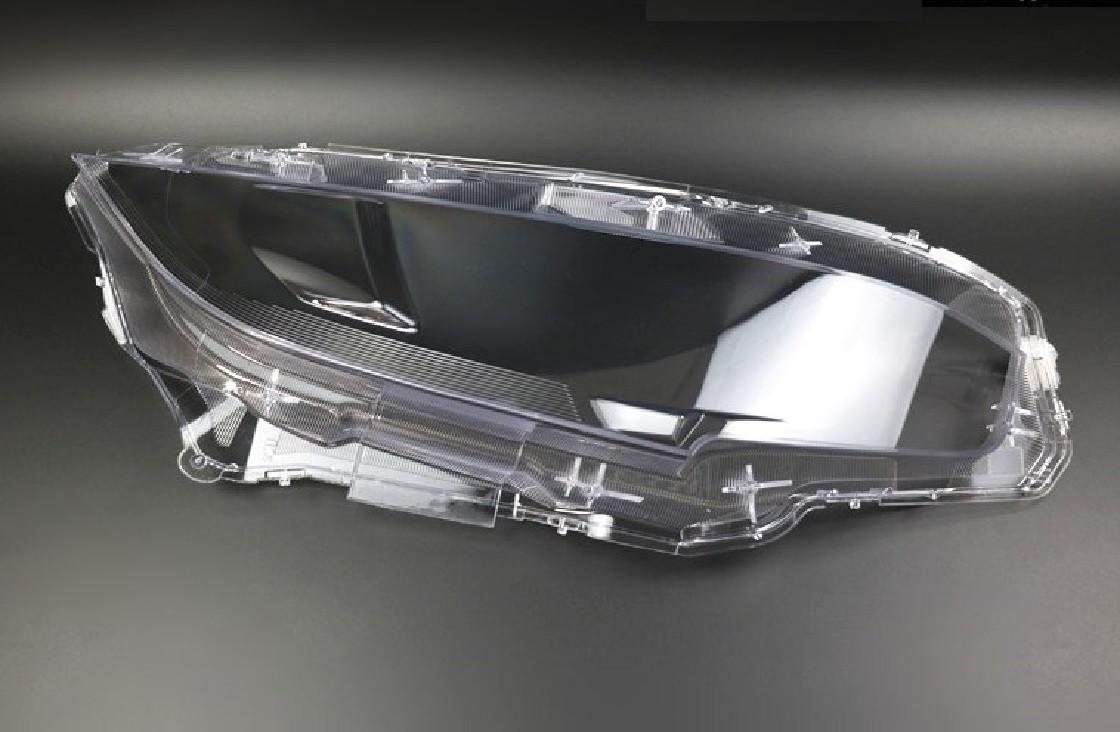 Пластиковое стекло фары Honda Civic (FC/FK) 2016-2019 Xenon правое (пассажирское)