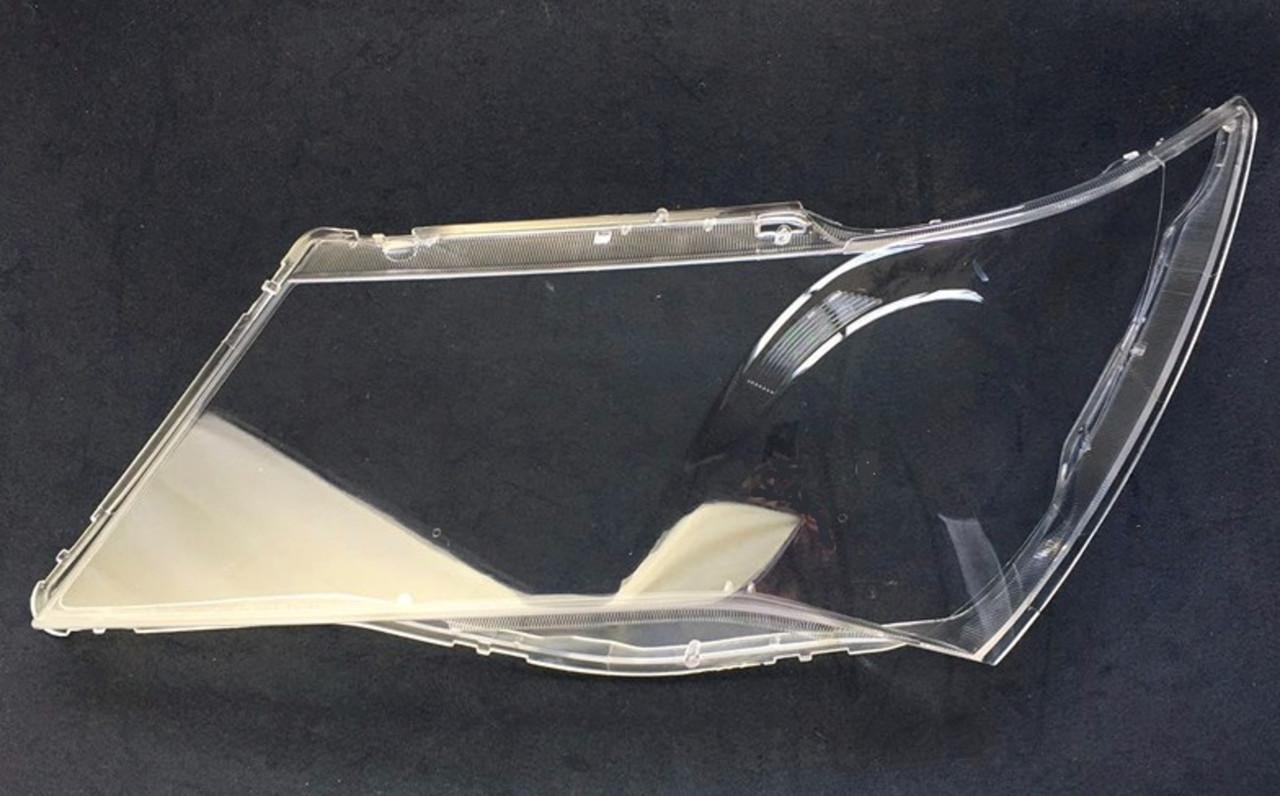 Пластикове скло фари Acura MDX (YD2) 2006-2013 ліве (водійське)