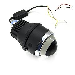"""Противотуманные линзы LED Galaxy Black 3,0"""" 4300К"""