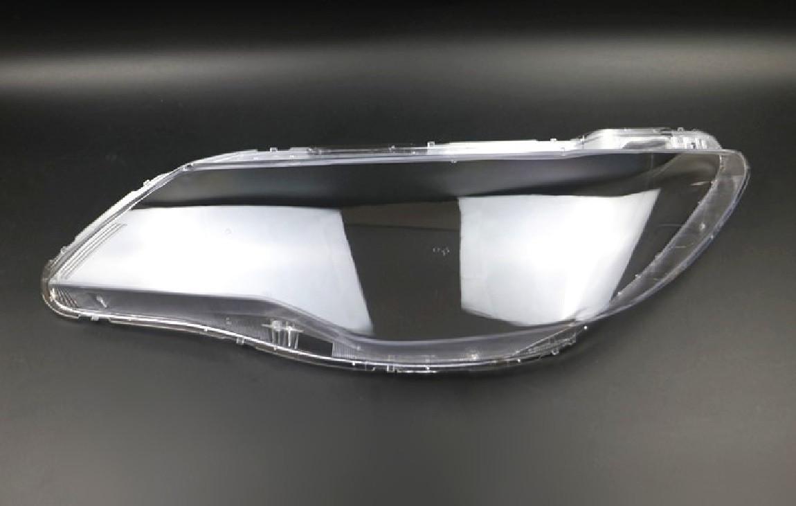 Пластикове скло фари Honda Civic 4D (FD/FD2/FD3) 2005-2011 ліве (водійське)