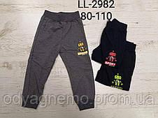 Спортивні штани для хлопчиків Sincere, 80-110 pp. Артикул: LL2982