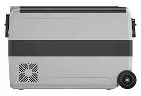 Компрессорный автохолодильник + морозилка Alpicool T50