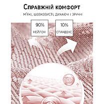 Комплект женских кружевных стрингов Woman Underwear широкая резинка Размер М (5шт), фото 2
