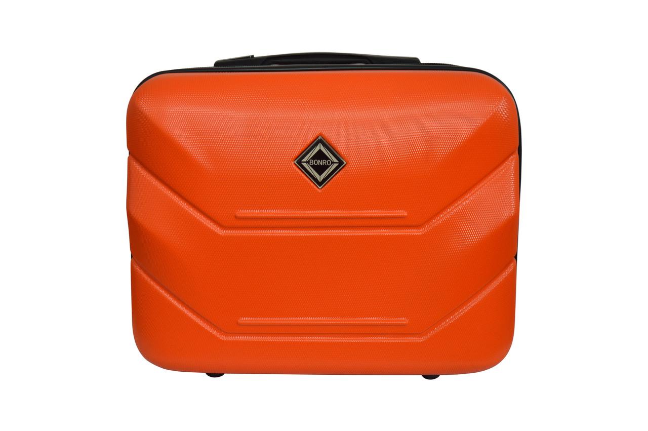 Сумка кейс саквояж Bonro 2019 (большой) оранжевый