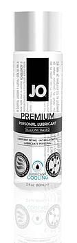 Охлаждающий смазка на силиконовой основе System JO PREMIUM - COOLING 60 мл Bomba💣