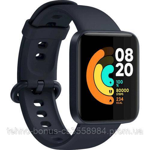 Смарт-годинник Xiaomi Mi Watch Lite Blue 12 мес гарантии UA