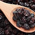 Изюм Джамбо темный сушеный 200г Чили, сухофрукт из винограда, крупный чилийский изюм без косточек, фото 5