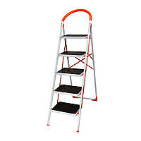 Стрем'янка сталева Laddermaster Intercrus S1A5. 5 сходинок