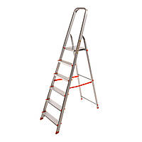 Стрем'янка алюмінієва Laddermaster Vega A1B6. 6 сходинок