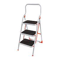 Стрем'янка сталева Laddermaster Intercrus Ѕ1В3. 3 сходинки