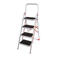 Стрем'янка сталева Laddermaster Intercrus S1B4. 4 сходинки