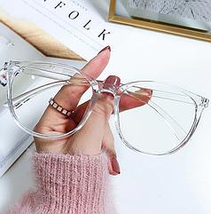 Очки для компьютера и телефона, очки для работы за компьютером прозрачные