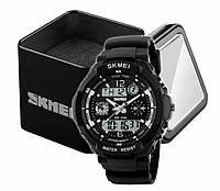 Наручний чоловічий спортивний чоловічий цифровий годинник Skmei 0931