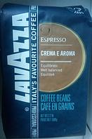 Lavazza Espresso Crema e Aroma Blue 1кг (зерно)