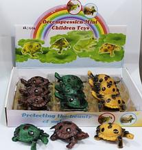 ОПТ!! Антистрес іграшка Черепаха з орбіз 12 шт в уп.
