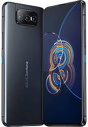 Смартфон Asus Zenfone 8 Flip ZS672KS 8/256GB Galactic Black Qualcomm Snapdragon 888 5000 мАч