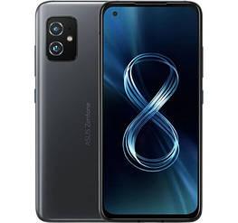 Смартфон ASUS ZenFone 8 ZS590KS 16/256GB Dual Sim Obsidian Black Qualcomm Snapdragon 888 4000 мАч