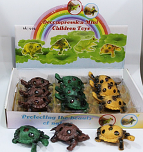 Антистресс игрушка Черепаха с орбиз