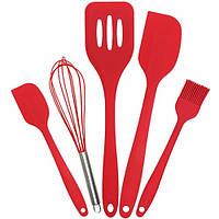 Набор кухонных принадлежностей 5 предметов (цвет в ассортименте)