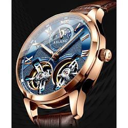 Чоловічі наручні годинники Ailang FlyWheel
