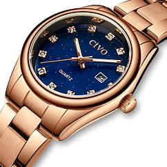 Civo Жіночі годинники Civo Diamond
