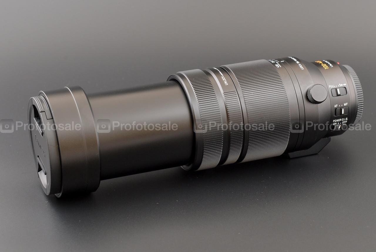 Об'єктив Panasonic Leica DG Vario-Elmar 100-400mm f/4-6.3 ASPH. POWER O. I. S. (H-RS100400)
