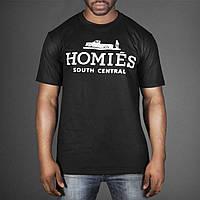 "Стильная футболка ""Homies"" (south central)"