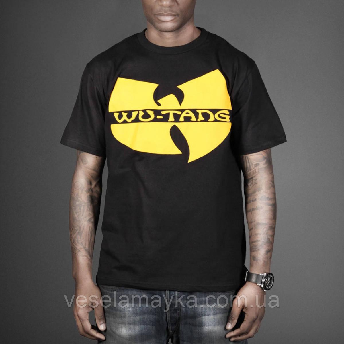 Стильна футболка Wu-Tang Clan