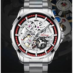 Чоловічі наручні годинники Ailang Sceleton