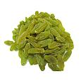 Изюм длинный Дамские пальчики зеленый 200г Иран, натуральный сушеный виноград без косточек, фото 6
